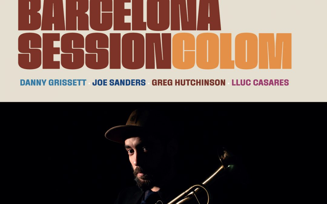 "In & Out Jazz Album review ""The Barcelona Session"": Raynald Colom  (English)"