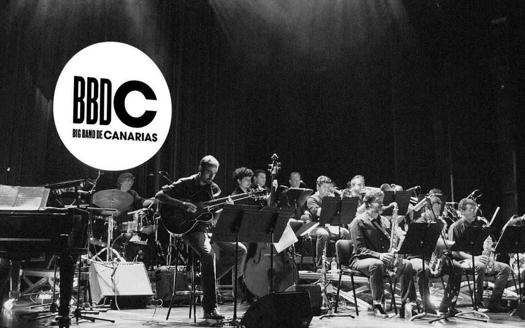 In & Out Jazz con La Big Band de Canarias
