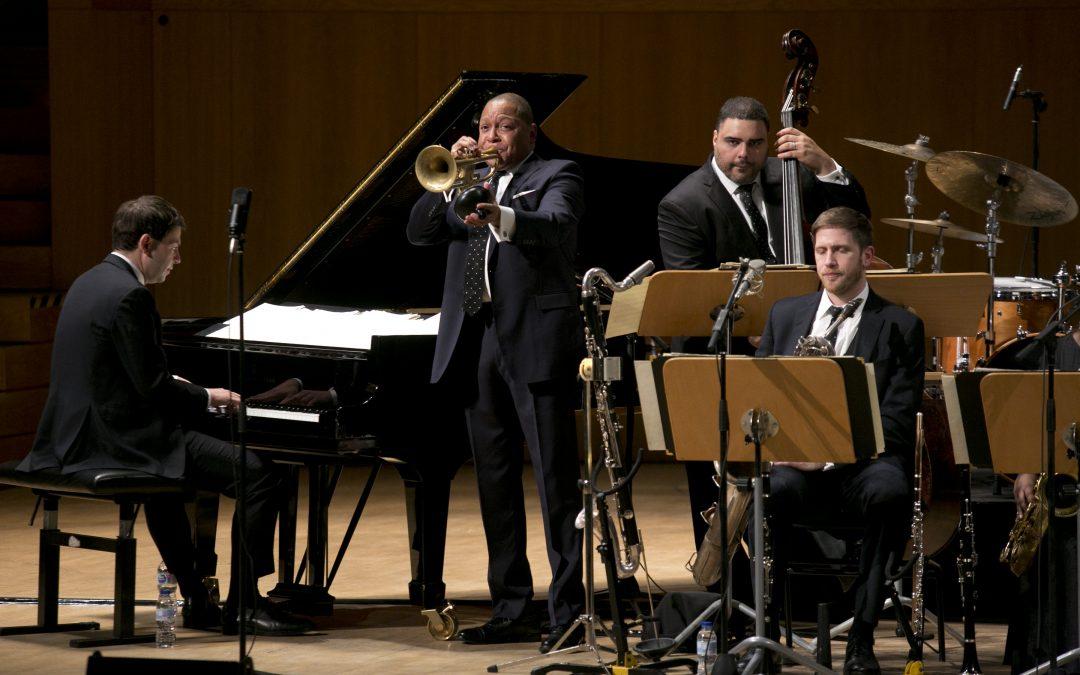 Lincoln Center Orchestra & Wynton Marsalis, ciclo jazz en el auditorio