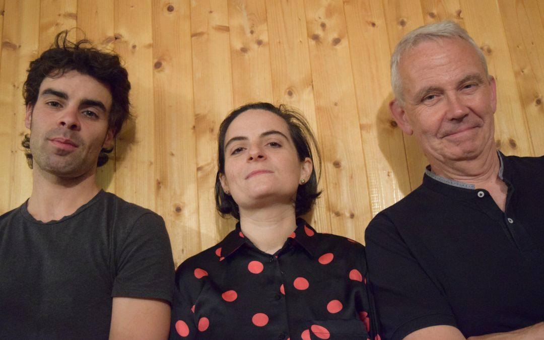 """Baldo Martínez, Juan Saiz, Lucía Martínez """"Frágil Gigante"""""""