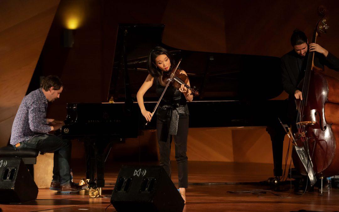 Maureen Choi Quartet. Festival Jazz Madrid