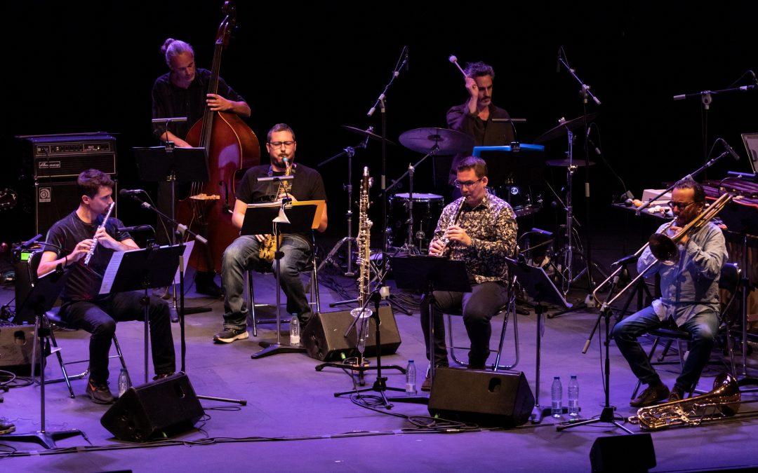 """Ernesto Aurignac Ensemble """"PLUTÓN"""" Festival JAZZMADRID20"""