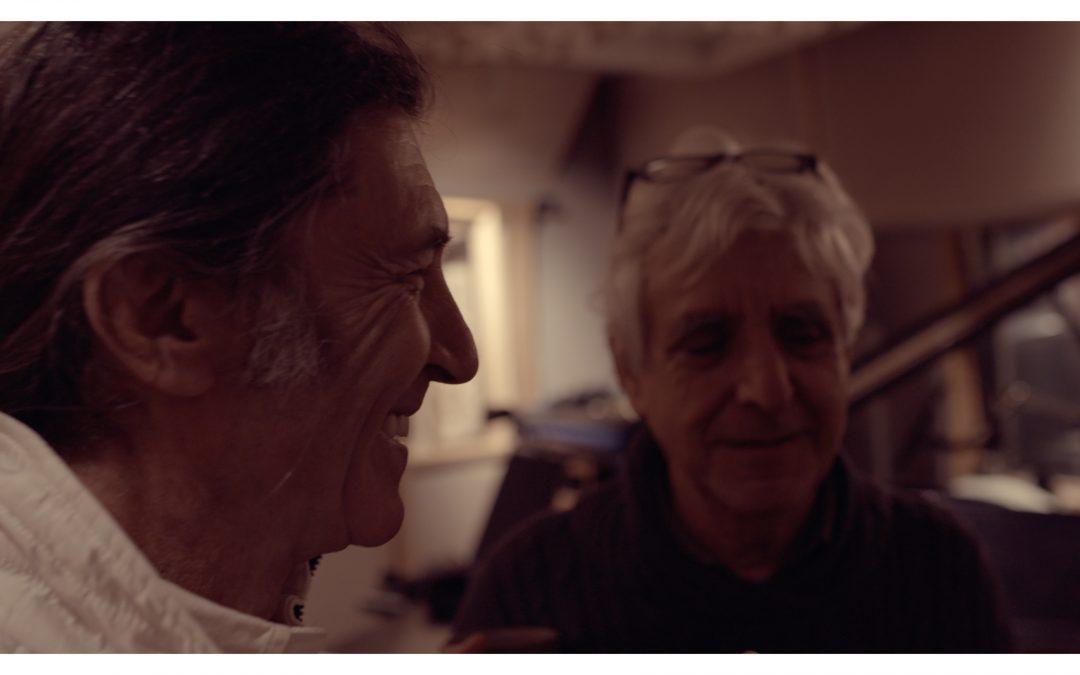 ENTREVISTA: JORGE PARDO & GIL GOLDSTEIN: BROOKLYN SESSIONS