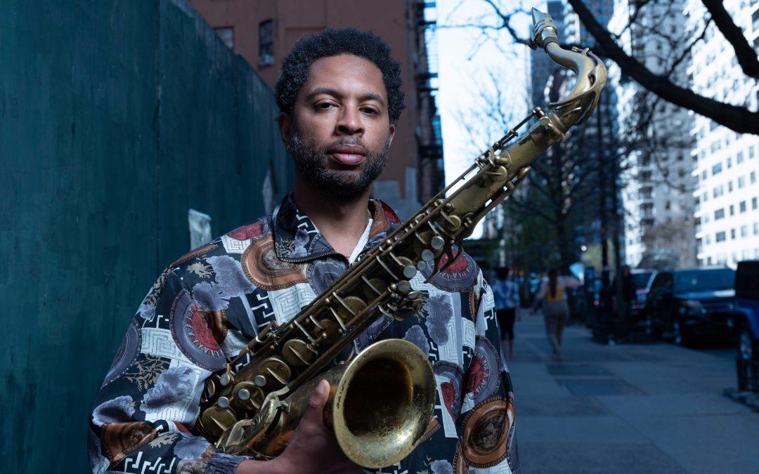 Aaron Burnett & The Big Machine. Jupiter Conjunct